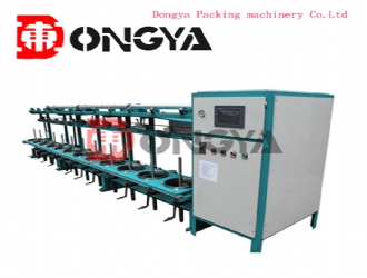 Computer automatic control system multi function rope making machine